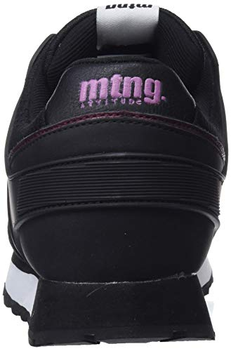 Negro Basse Pu Burdeos Soft 84090 MTNG Soft Nero Ginnastica da Pu Scarpe C42656 Uomo xIz8U8pHqn