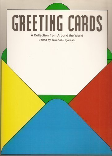 Greeting Cards: A Collection from Around the World (English and Japanese Edition)