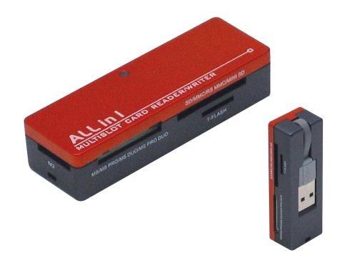 Inland Pro 25-In-1 Card Reader/Writer (Inland Card)