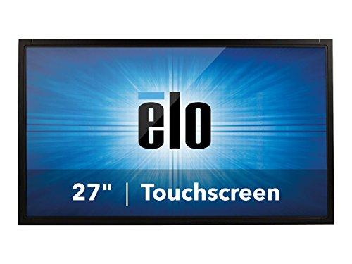 Elo E220828 2740L 27' 1080p Full HD LED-Backlit LCD Monitor Black