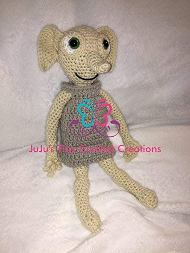 Amazon Harry Potter Dobby Inspired Doll Stuffed Dobby Dobby