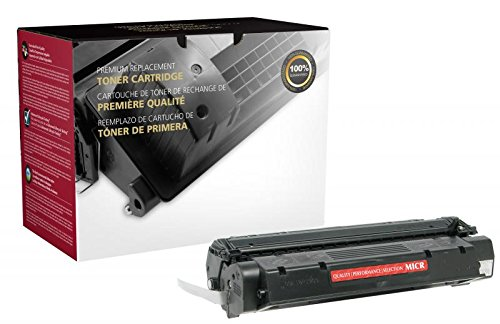 Inksters Remanufactured High Yield MICR Toner Cartridge Replacement for HP C7115X (HP 15X), TROY 02-81080-001-3.5K ()