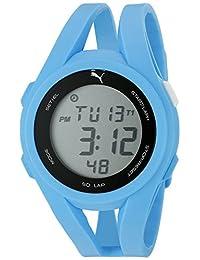 PUMA Unisex PU911131004 Airy Digital Display Quartz Watch