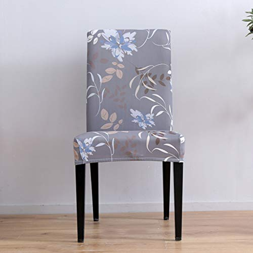 SGHOME Chair Covers Beautiful Gorgeous Painting Slipcovers Stretch Dining Room Banquet Hotel Home Seat Decoration ()
