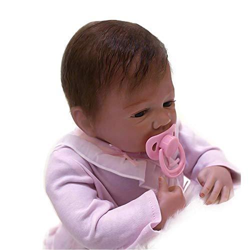 Wamdoll 18inch Lifelike Cute Collectible Reborn Baby Girl Boy Dolls