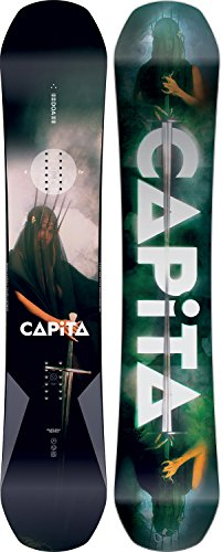 Capita Defenders of Awesome Wide Snowboard Mens Sz 161cm (W)