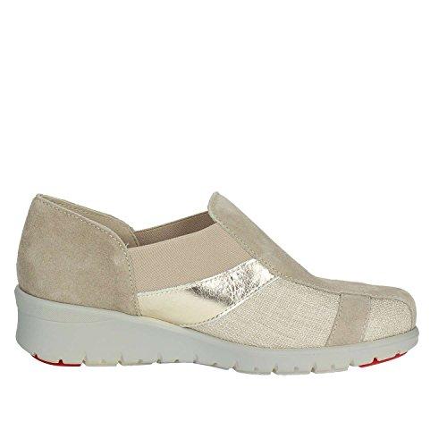 Cinzia Soft IE9804LJ 004 Petite Sneakers Femme Beige iMPH0