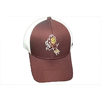 Arizona State Sun Devils Adidas Structured Adjustable Hat