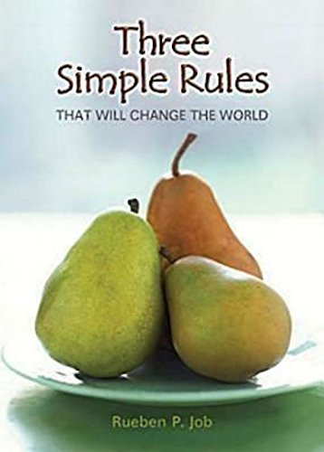 Download Three Simple Rules That Will Change the World ebook