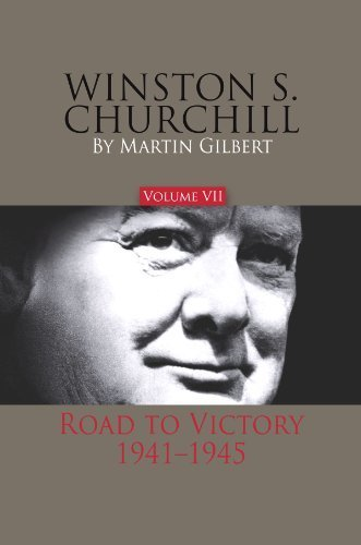 Winston S. Churchill, Volume 7: Road to Victory, 1941?1945 (Official Biography of Winston S. Churchill) 1st edition by Gilbert, Martin (2013) - Shopping Hillsdale