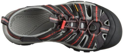 Ivrige Kvinder Newport H2 Sandal, Magnet / Hot Koral, 10 M Os
