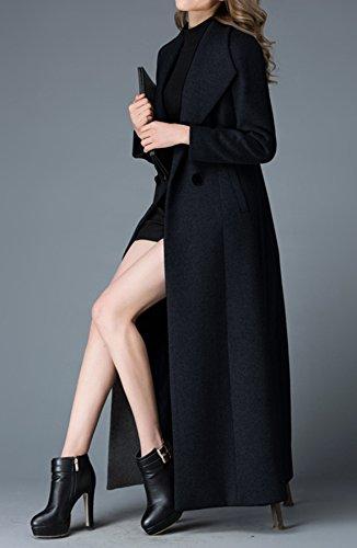 PLAER Manteau noir Blouson Femme Couleur noir rwxPr06nW