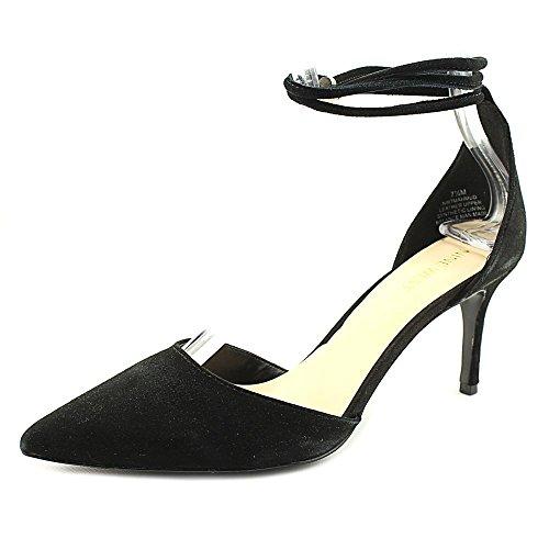 really cheap shoes online Nine West Women's Mahmud Pump Black Suede buy cheap official site discounts online discount for cheap wholesale price online ikG38U3