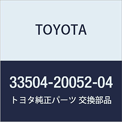 TOYOTA Genuine 33504-20052-04 Shift Lever Knob Sub Assembly