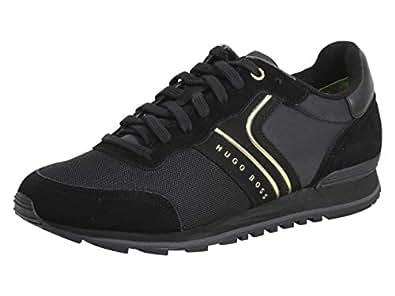 BOSS Hugo Parkour Sneaker Shoes For Men  Black - 45 EU