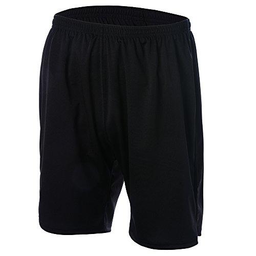 Serrage Gym Noir Court Homme Cordon Jogging Tennis 2 Rapide Séchage Wenyujh De Pantalons Ete Fitness Short Sport n8wqxZOv