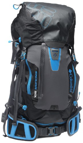 Columbia Endura Black 50 Backpack (Large), Outdoor Stuffs