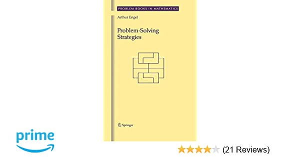 problem solving strategies engel arthur