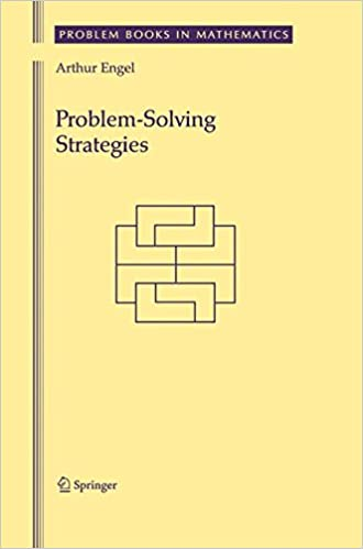 strategies in problem solving
