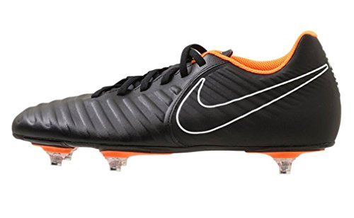 Legend 7 Club (SG) Football Boots - Black/Orange
