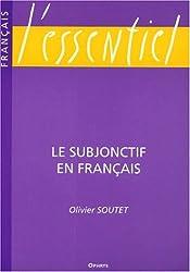 Le subjonctif en français