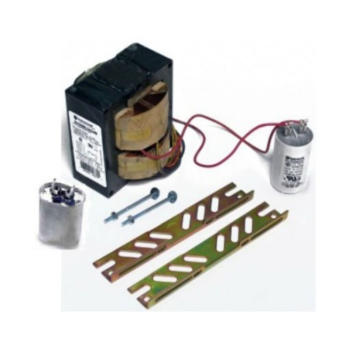 High Pressure Sodium 320-Watt Quad 120-277-Volt M132 or 154 Magnetic Replacement Ballast (Case of 3)