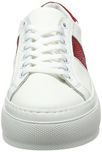 2065 Bianco bianco Sahar Rosso Formatori Donne Bronx Delle 0wf1IZCq