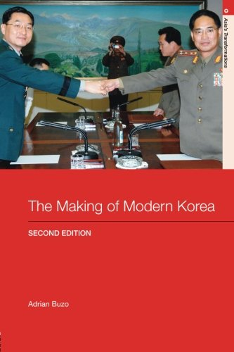 The Making of Modern Korea (Asia's Transformations)