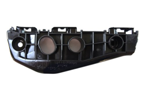 Genuine Toyota Parts 52116-02130 Driver Side Front Bumper Cover Support ()