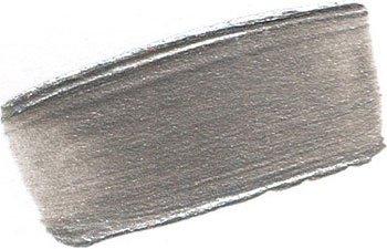 Golden Heavy Body Iridescent Acrylics - Iridescent Silver Fine - 128oz Container