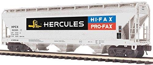 MTH Electrc Trains mth2097767 Herculesプラスチック3ベイセンターフローホッパー B07CYSQLJJ