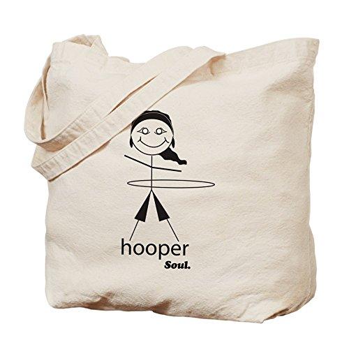 CafePress–Hooper alma niña 2–Gamuza de bolsa de lona bolsa, bolsa de la compra