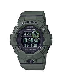 Casio G-Shock Steptracker Bluetooth verde oliva reloj GBD-800UC-3CR