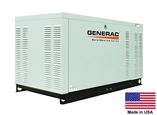 Generac STANDBY GENERATOR 22 kW - 120/208V - 3 Phase - NG & LP - CA Compliant - Guardian 3 Phase Generator