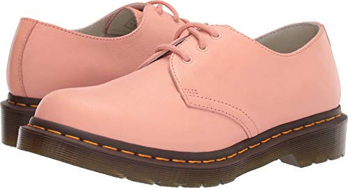 (Dr. Martens Women's 1461 Core Salmon Pink 7 M UK)