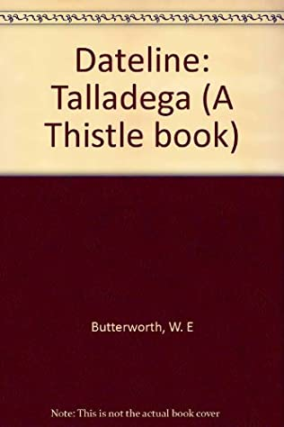 book cover of Dateline Talladega