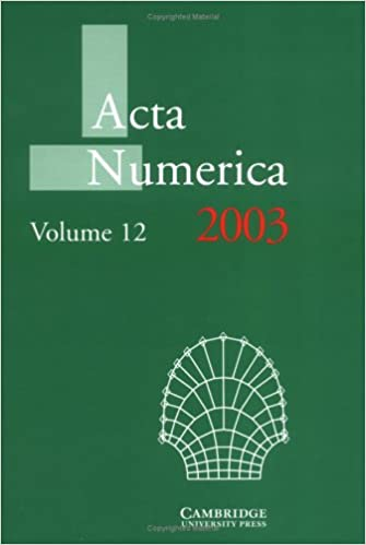 Book Acta Numerica 2003: Volume 12