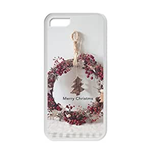 Merry Christmas fashion practical Phone Case for iphone 5/5s iphone 5/5s(TPU)