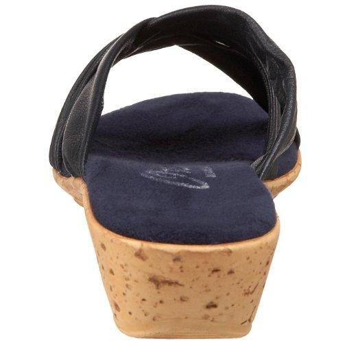 Sandalo In Lana Da Donna Onex Blu