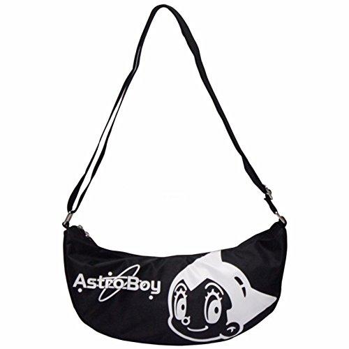 rare Schultertasche Tasche Shoulder Bag Rucksack reisetaschen Schwarz Klein AstroBoy new