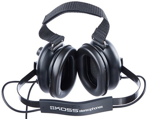 Koss QZ-5 Noise Reduction Headphones (Discontinued by Manufacturer) - Koss Radio