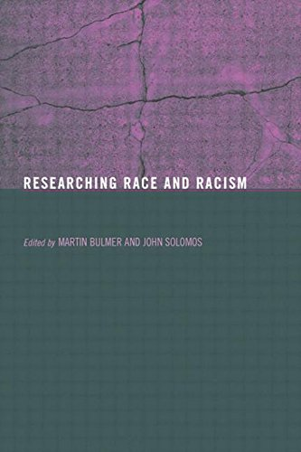 Researching Race and Racism (Social Research Today) (Race Researching)