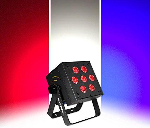 Blizzard Lighting SKYBOX5 5 7X15W RGBAW Wireless and Battery by BLIZZARD LIGHTING