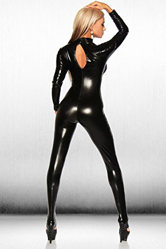 DS Patent Stage Bar Asver Pole Lace Dance Catsuit Costumes Female Leather qZTwnIW5T