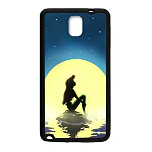 COBO Ariel The Little Mermaid Cell Phone Case for Samsung Galaxy Note3