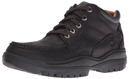 Timberland Impermeabile Moctoe Hempstead Super Oxford Degli Uomini Del Merletto Up Brogue Pieno Fiore Nero