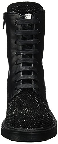 Blu Femme Lizzola Tosca Boots Rangers C99 Noir Nero F4Zzqwd