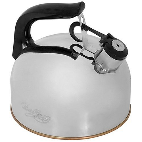 Revere Whistling Tea Kettle