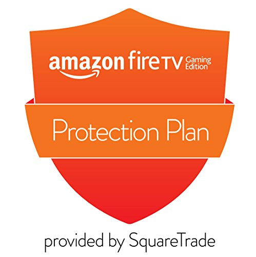 2-Year Protection Plan for Amazon Fire TV Gaming Edition (2015 release) (delivered via email)