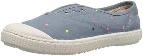 The Children's Place Kids' Ebg Denim Eyelet Sandal